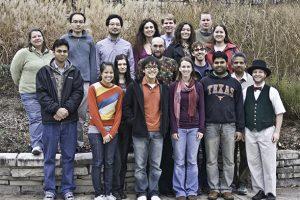 group photo ca. 2009