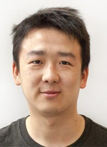 Headshot of Yu Bao