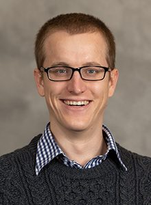 headshot of Mike Wolfe