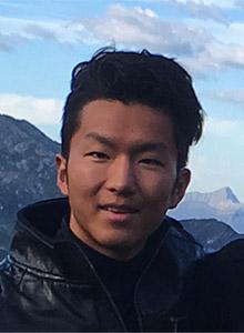 headshot of lab member James Liu